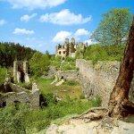 Zřícenina hradu Dívčí kámen